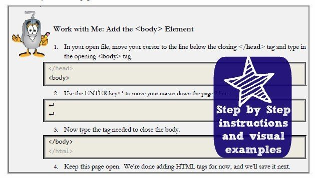 Homeschool Programming Step By Step
