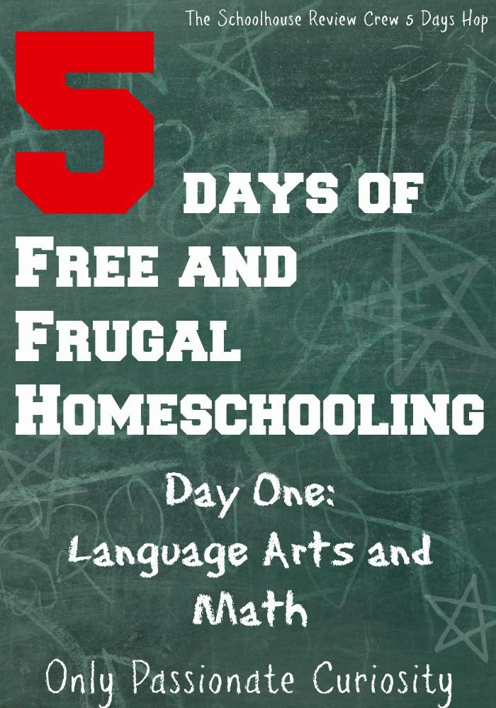 Cheap and Free Language Arts