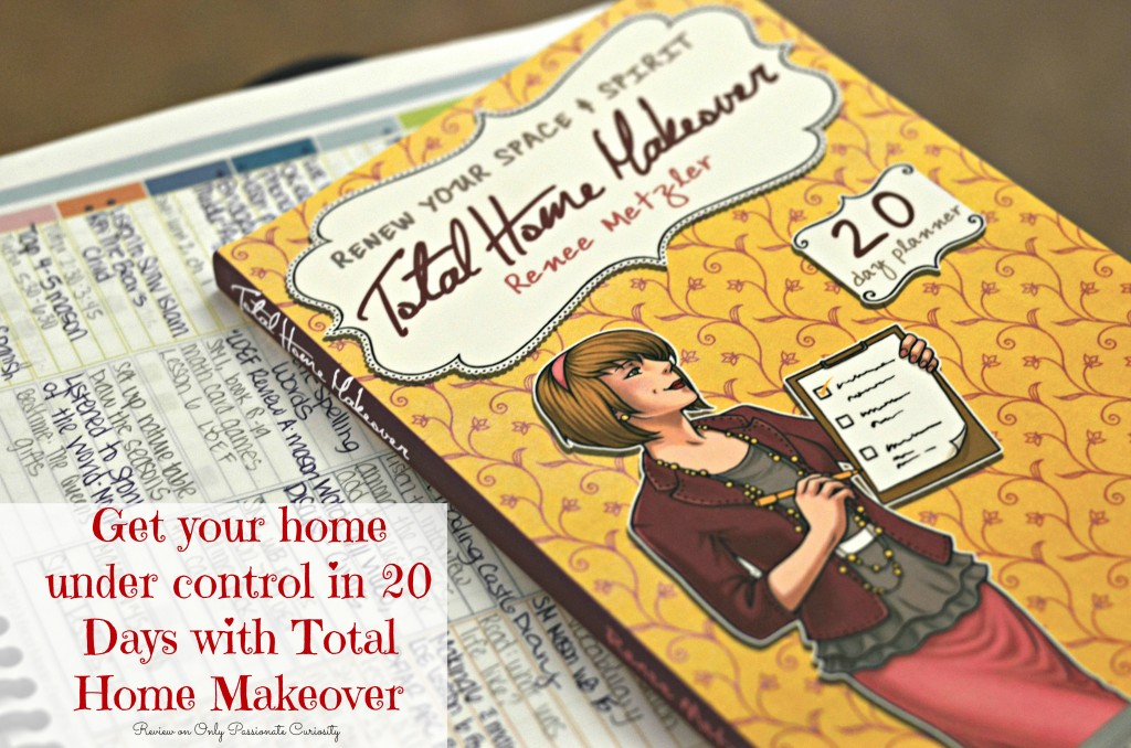 Total Home Makeover- a plan that works