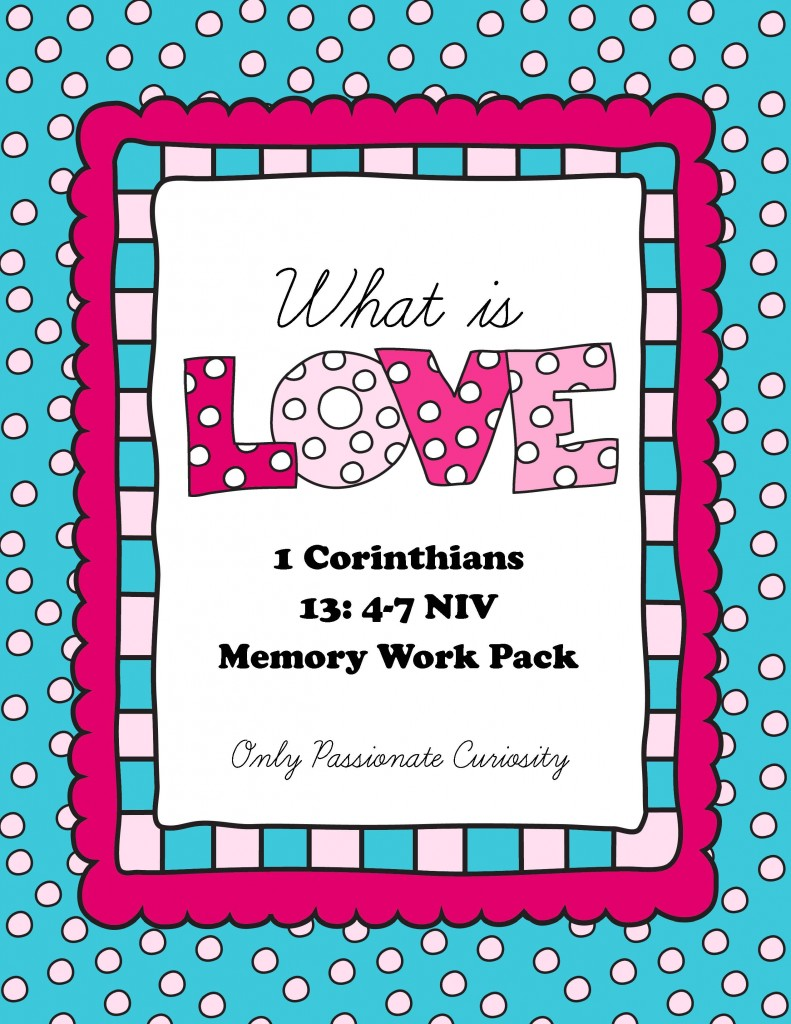 Love is Patient Copy Work Cursive Edition_Page_01