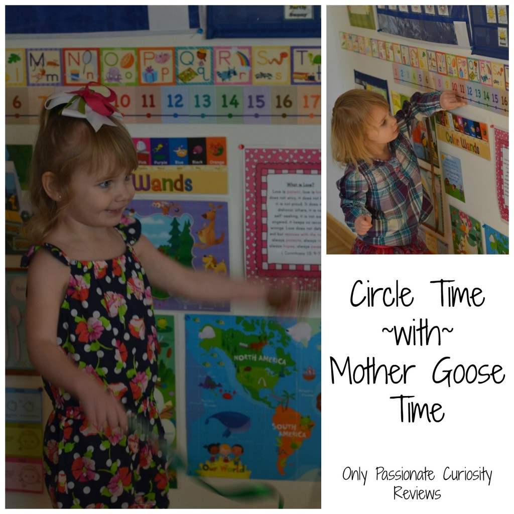 Circle Time for Homeschooled Preschoolers