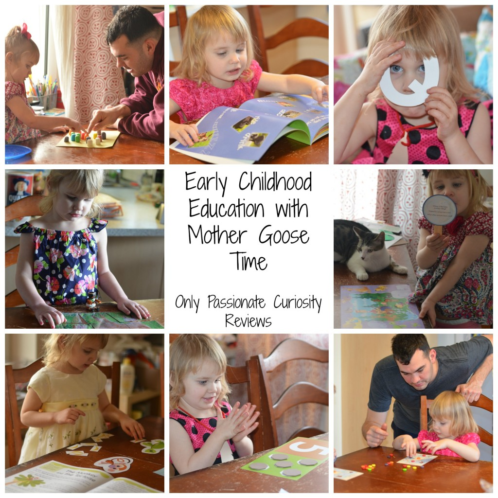 Mother Goose Time Preschool Curriculum