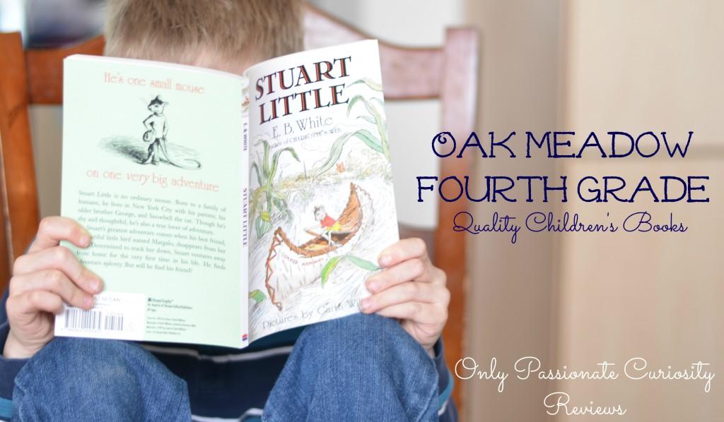 WIN Oak Meadow- read our 4th grade review