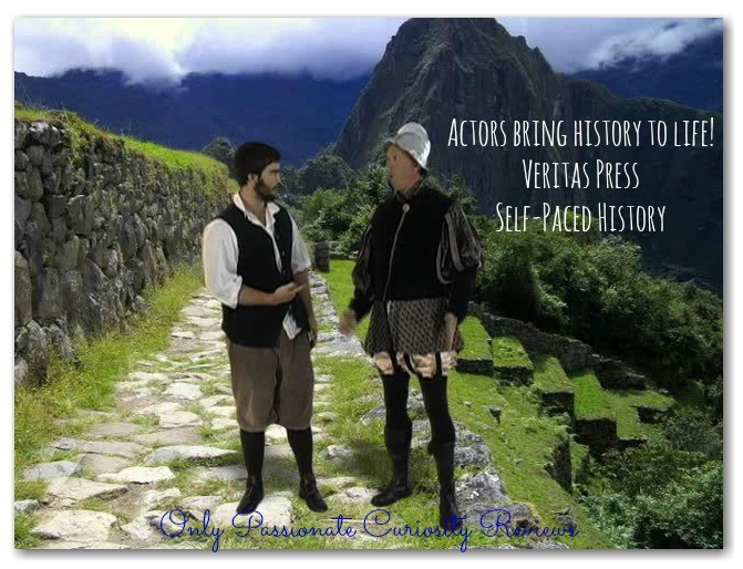 Actors bring history to life- Veritas Press Review