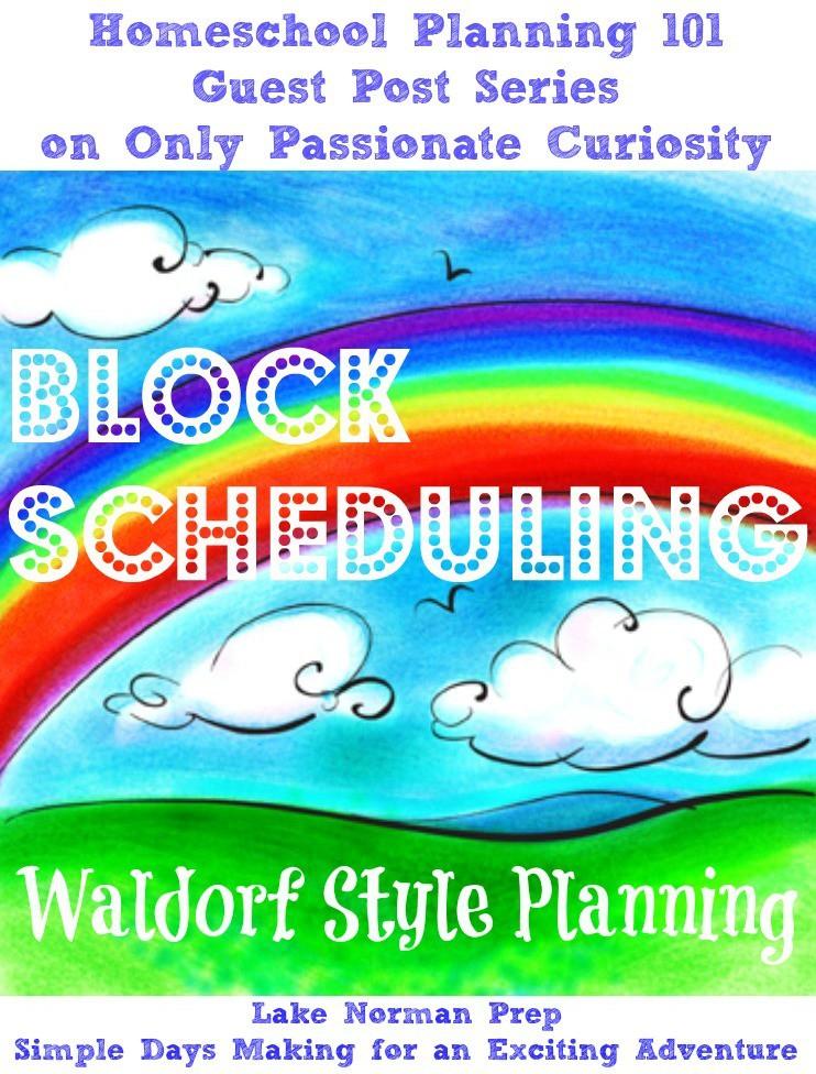 Block Scheduling your homeschool!