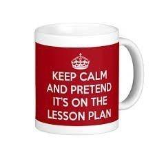Keep Calm Cup