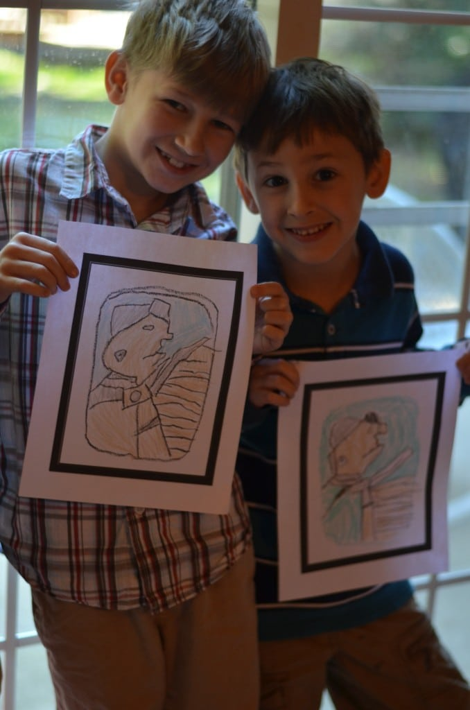 American Art History for Elementary