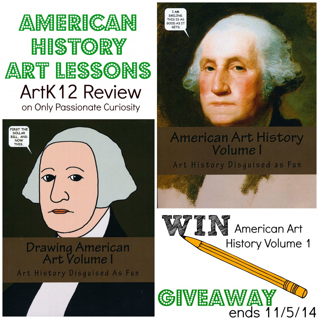 This is a perfect supplement to an American History curriculum- American Art History Curriculum for Elementary
