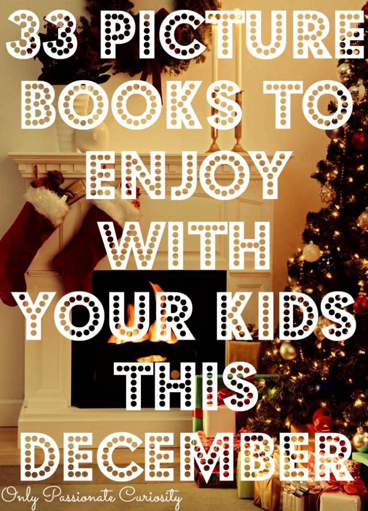 Christmas Reading List for Kids