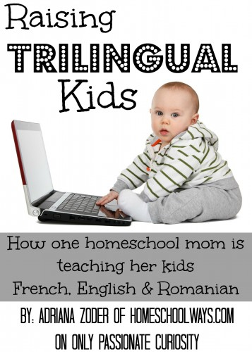 Raising Trilingual Kids