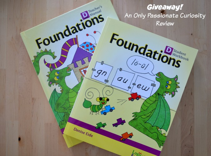 LOE Foundations Giveaway