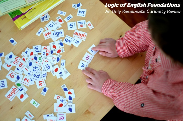 Learn to read and spell with logic of english foundations