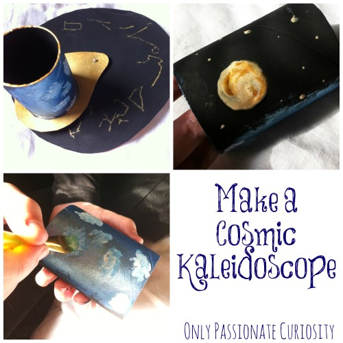 Make a Cosmic Kaleidoscope!