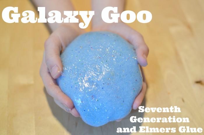 Sensory Goo with Seventh Generation