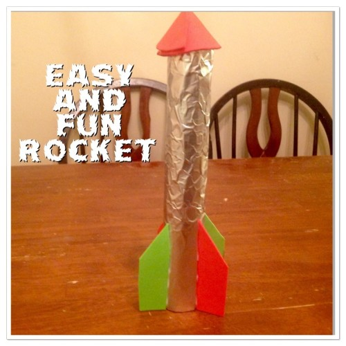 make a rocket
