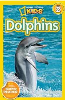 National Geographic Kids Dolphins book cover