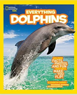 National Geographic Kids Everything Dolphins book cover