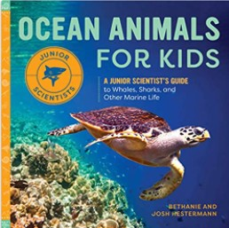 Ocean Animals for Kids book cover