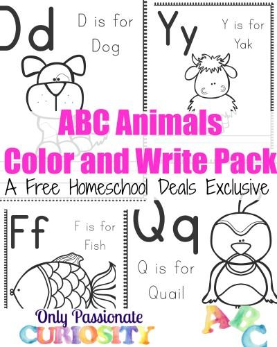 FHD ABC Animals