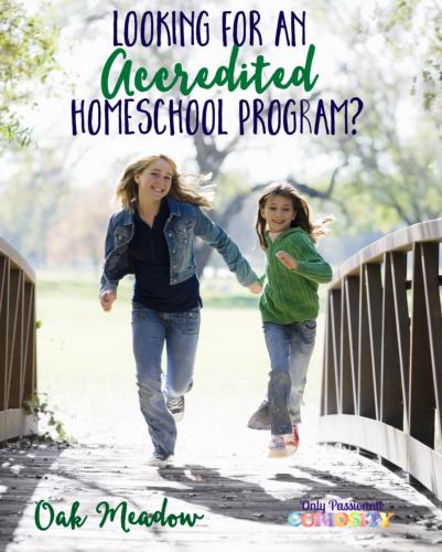 Accredited Homeschool