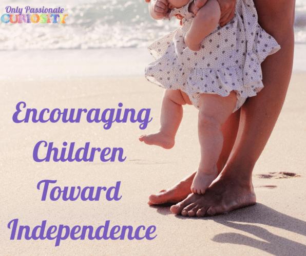 encouragingchildren-towards-independance