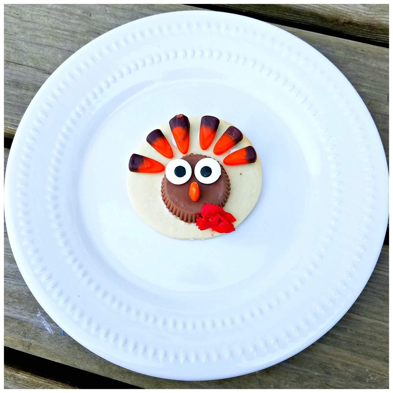 Kids in the Kitchen: How to Make Turkey Sugar Cookies