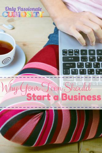 teens on business1 Pinterest