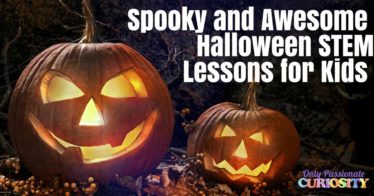 Halloween Stem Activities Only Passionate Curiosity