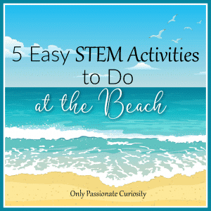 STEM activities for the beach