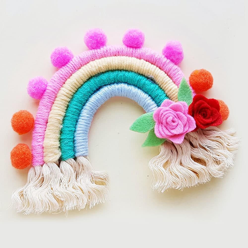This image has an empty alt attribute; its file name is OPC-Macrame-Rainbow-Craft-FEATURED-1000x1000.jpg