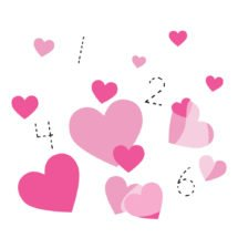 valentines number 1-20