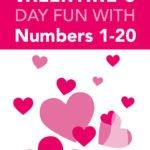valentine number practice