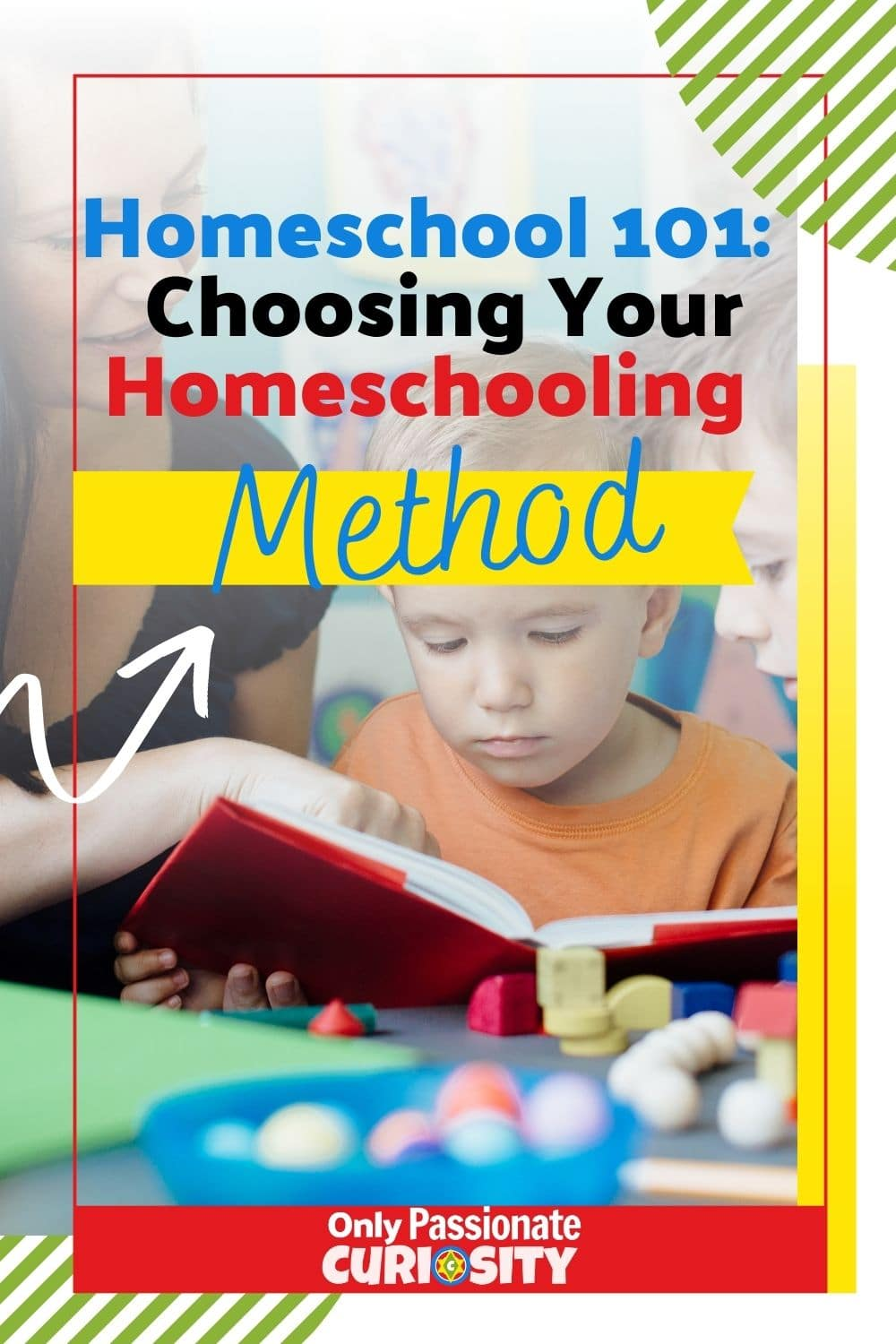 There are lots of homeschooling methods available, and it can be hard to choose! These simple descriptions may help you narrow down your options and choose the one that's right for your family.