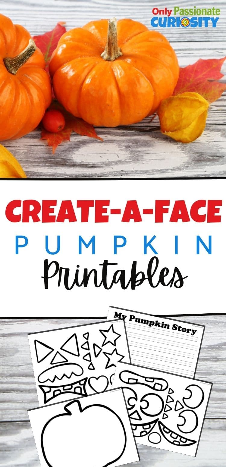 This fun, pumpkin-themed craft doubles as a creative writing prompt! This activity is perfect for little ones Pre-K - 2nd grade!