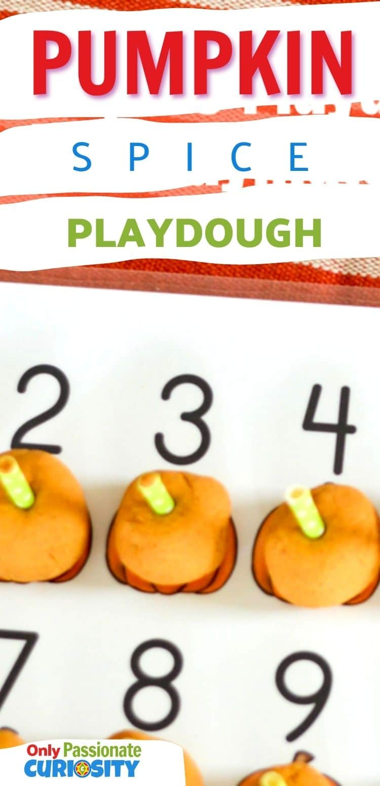 Fall calls for pumpkin spice! With this fun DIY craft and printable playmats, you and your kids can create your own pumpkin spice themed fun and learning!