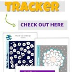 If you'd like to work on creating good habits or kicking bad habits, these 30-day printable habit trackers will help you stay on track!