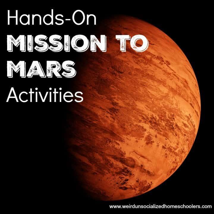 study of Mars