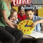 This set includes 10 interactive pages to help your young learner master the art of telling time--perfect for kindergarten - 2nd grade level!