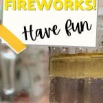 This 3 Ingredient Density Fireworks experiment is fun and simple to recreate, doesn't require a ton of equipment, and is a great way to introduce your kids to some foundational scientific principals!